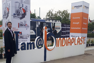 Aria polymer in Indiaplast 2019