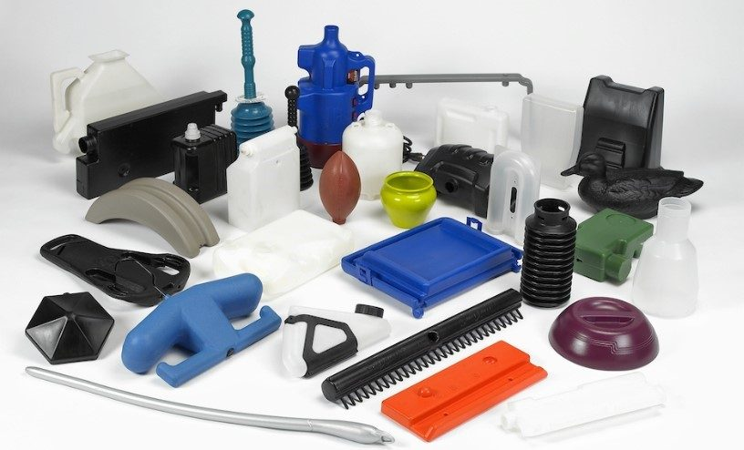 wide range of blow molding applications