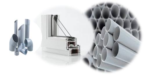 UPVC/PVC Impact Modifier