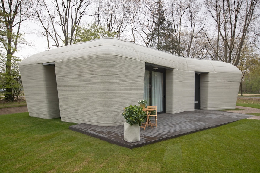Future Homes, 3D Printed Residences!